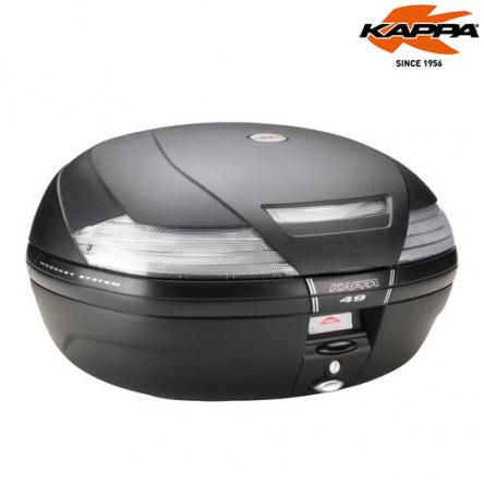Vrchní kufr KAPPA TopCase K49 TECH