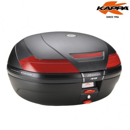 Vrchní kufr KAPPA TopCase K49