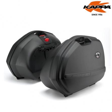 Boční kufry KAPPA K33N
