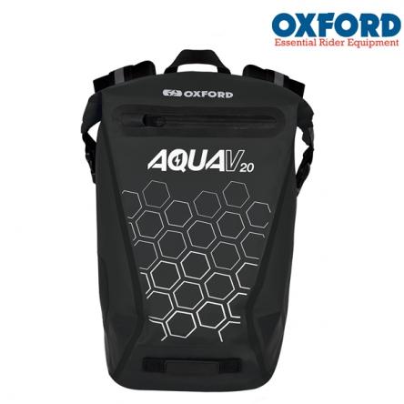 Batoh OXFORD Aqua V-20 - černý