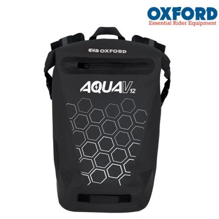 Batoh OXFORD Aqua V-12 - černý