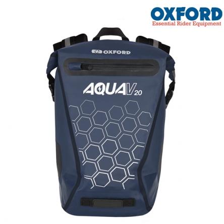 Batoh OXFORD Aqua V-20 - modrý