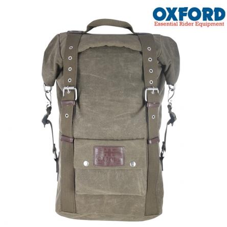 Batoh OXFORD Heritage 30L - khaki