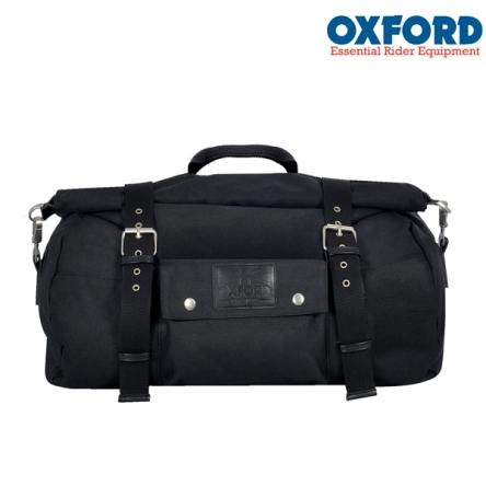 TailPack OXFORD Heritage 30L - černá