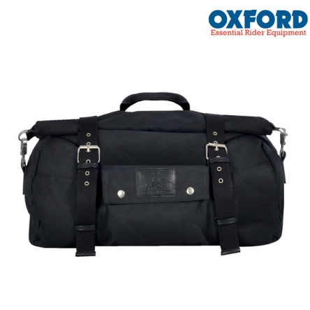 TailPack OXFORD Heritage 50L - černá