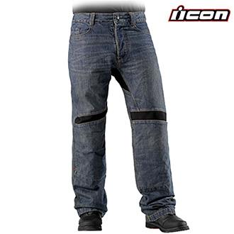 Kalhoty ICON VICTORY BLACK