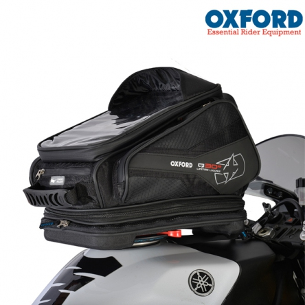 TankBag OXFORD Q30R QR - černý