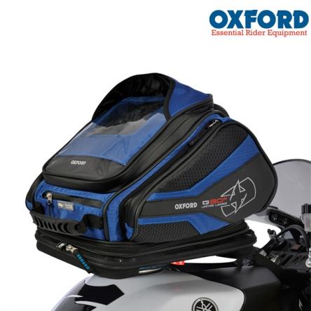 TankBag OXFORD Q30R QR - modrý