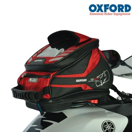 TankBag OXFORD Q4R QR - červený