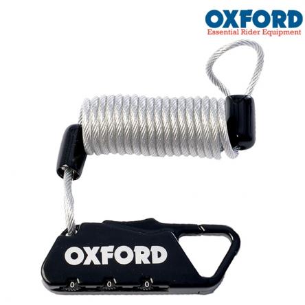 Zámek lanový OXFORD Pocket Lock