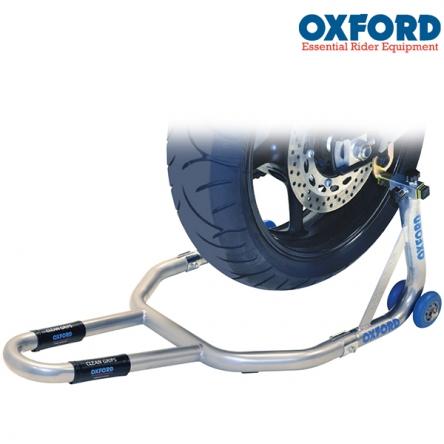 Stojan na moto OXFORD Paddock - zadní