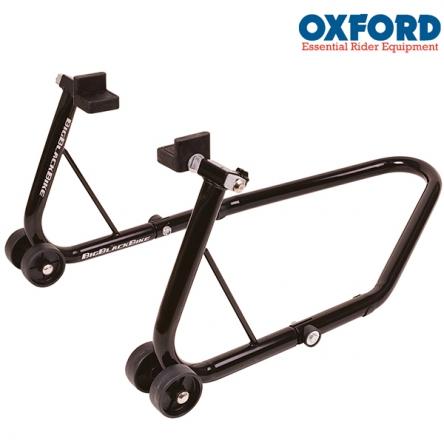 Stojan na moto OXFORD Big Black Bike - zadní