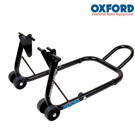 Stojan na moto OXFORD Big Black Bike - přední