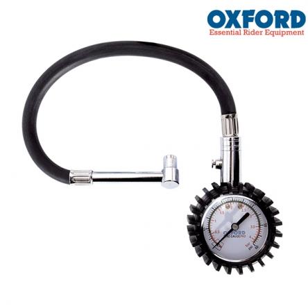 Pneuměřič tlaku OXFORD Tyre Gauge Pro - analogový