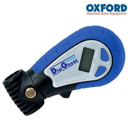 Pneuměřič tlaku OXFORD Digi Gauge - digitální