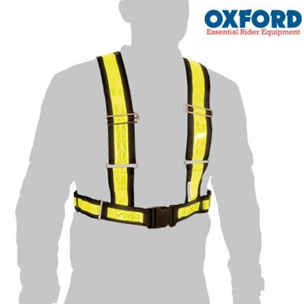Reflexní ramenní pásy OXFORD