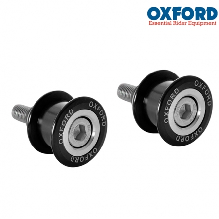 Rolny OXFORD Spinners Black - M8 x 1.25
