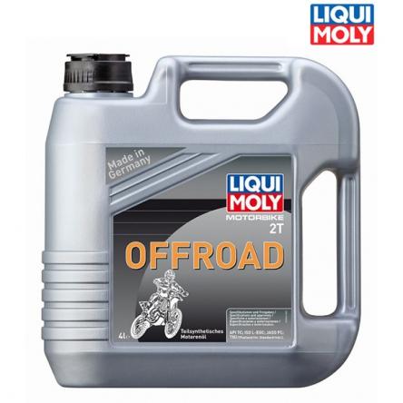 Motorový olej MOTORBIKE 2T OFFROAD - 4L