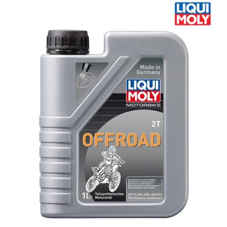 Motorový olej MOTORBIKE 2T OFFROAD - 1L