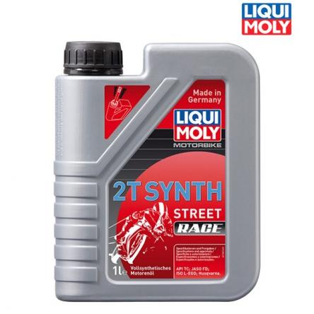 Motorový olej MOTORBIKE 2T SYNTH STREET RACE - 1L