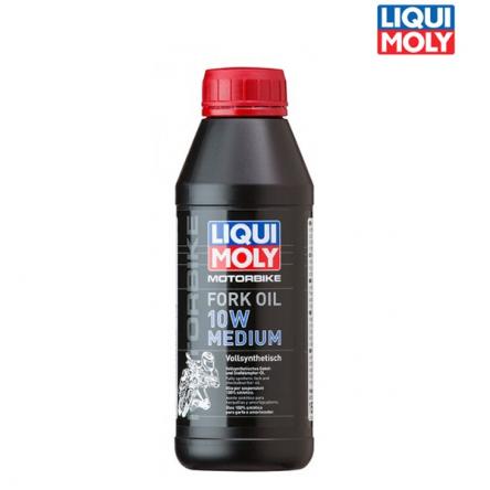 Olej do tlumičů MOTORBIKE FORK OIL 10W Medium - 500ml