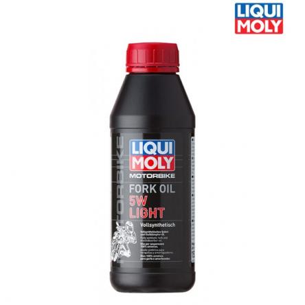 Olej do tlumičů MOTORBIKE FORK OIL 5W Light - 500ml