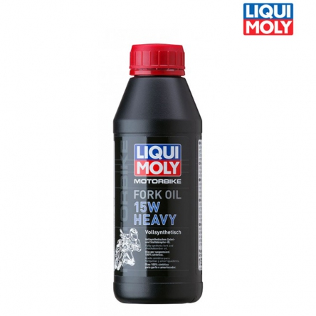 Olej do tlumičů MOTORBIKE FORK OIL 15W Heavy - 500ml