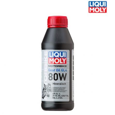 Převodový olej MOTORBIKE 80W - 500ml