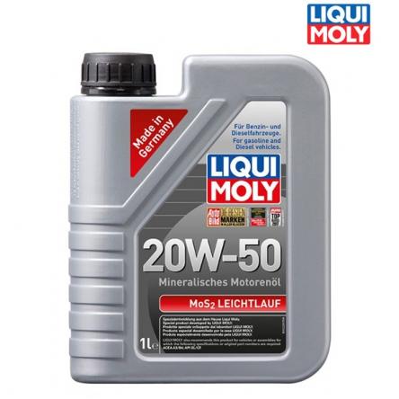 Motorový olej 4T 20W-50 MOS2 LEICHTLAUF - 1L