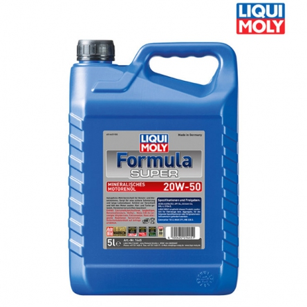 Motorový olej 4T 20W-50 FORMULA SUPER - 5L