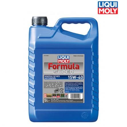 Motorový olej 4T 15W-40 FORMULA SUPER - 5L