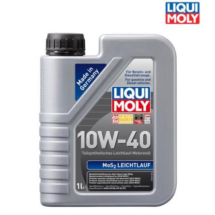 Motorový olej 4T 10W-40 MOS2 LEICHTLAUF - 1L