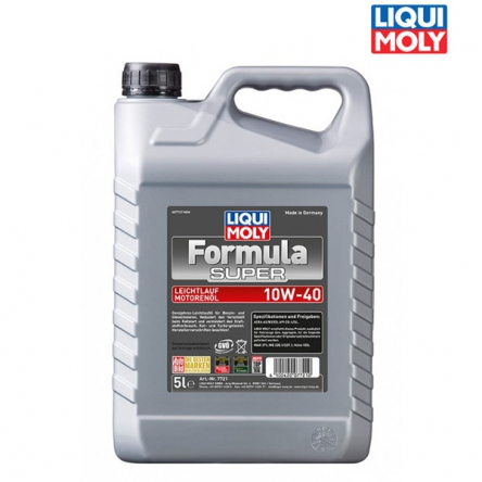 Motorový olej 4T 10W-40 FORMULA SUPER - 5L