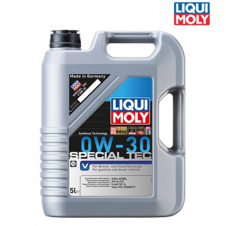 Motorový olej 4T 0W-30 SPECIAL TEC V - 5L