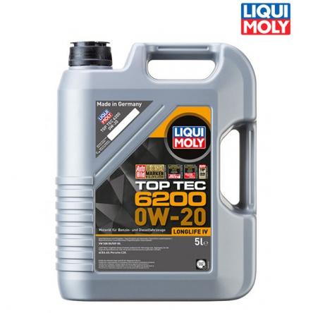 Motorový olej 4T 0W-20 TOP TEC 6200 - 5L