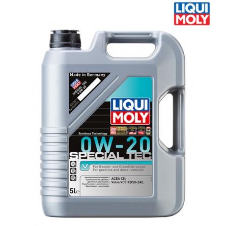 Motorový olej 4T 0W-20 SPECIAL TEC V - 5L
