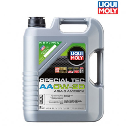 Motorový olej 4T 0W-20 SPECIAL TEC AA - 5L
