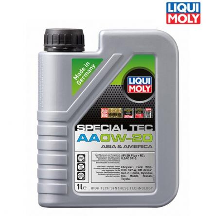 Motorový olej 4T 0W-20 SPECIAL TEC AA - 1L