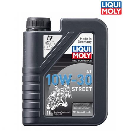 Motorový olej MOTORBIKE 4T 10W-30 STREET - 1L