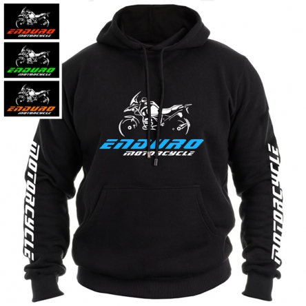Moto mikina ENDURO MOTORCYCLE pánská