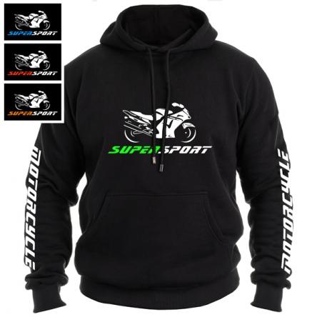Moto mikina SUPERSPORT pánská