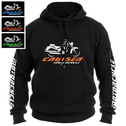 Moto mikina CRUISER MOTORCYCLE pánská