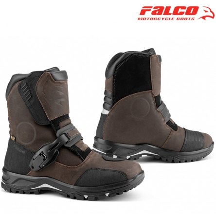 Boty FALCO 120 MARSHALL BROWN