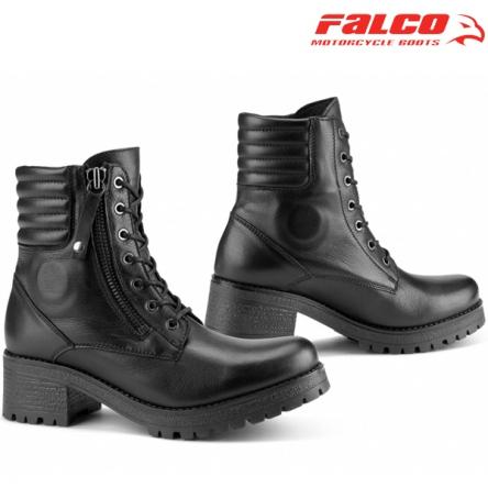 Boty FALCO 662 MISTY BLACK