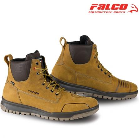 Boty FALCO 874 PATROL CAMEL BROWN