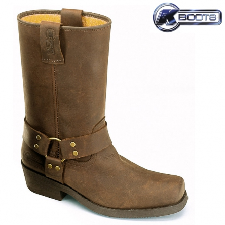 Boty K-BOOTS CRUISER 1000 BROWN