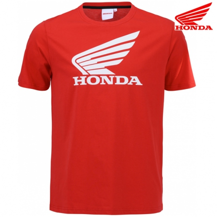 Tričko pánské HONDA CORE 2 20 červené