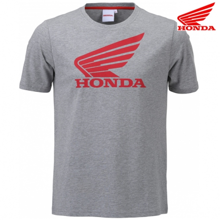 Tričko pánské HONDA CORE 2 20 šedé