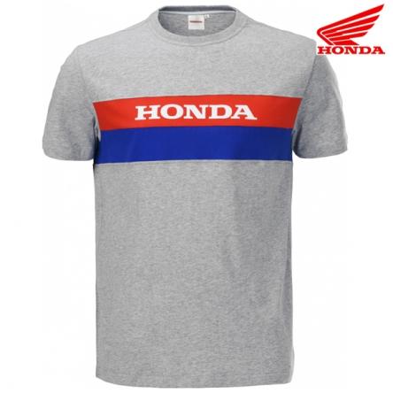 Tričko pánské HONDA ORIGINE 20 šedé