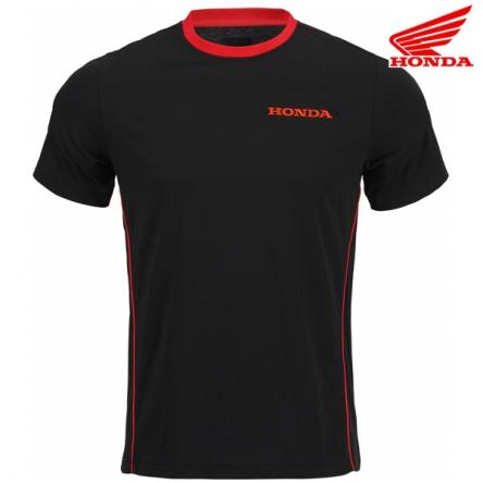 Tričko pánské HONDA PADDOCK 20 black/red
